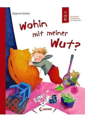 Buch »Wohin mit meiner Wut? / Dagmar Geisler« kaufen