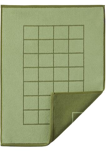 Badematte »Duo«, Egeria, Höhe 8 mm, fußbodenheizungsgeeignet kaufen
