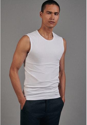 seidensticker T-Shirt »Schwarze Rose«, Ohne Arm Rundhals Uni kaufen
