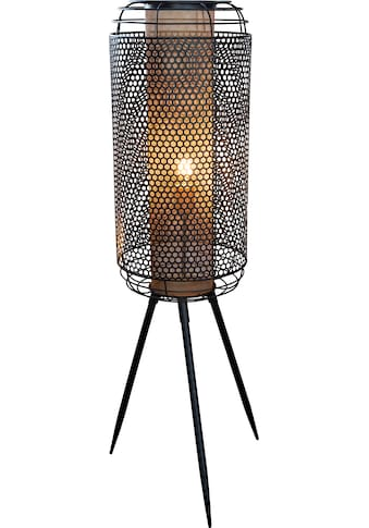 Nino Leuchten Stehlampe »Denton«, E27, Warmweiß, moderne Stehleuchte, inkl.... kaufen