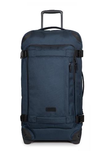 Eastpak Reisetasche »TRANVERZ M, Cnnct Navy«, enthält recyceltes Material (Global... kaufen