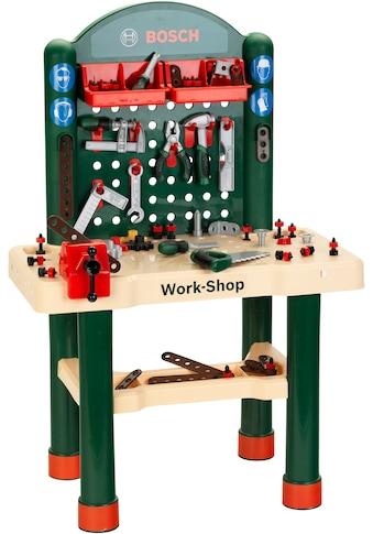 Klein Werkbank »Bosch, Work-Shop«, Made in Germany kaufen