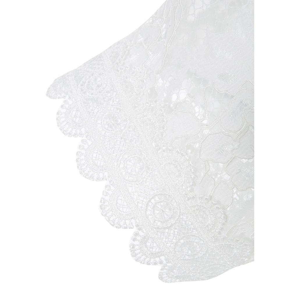 Hangowear Trachtenshirt, mit Spitzeneinsatz