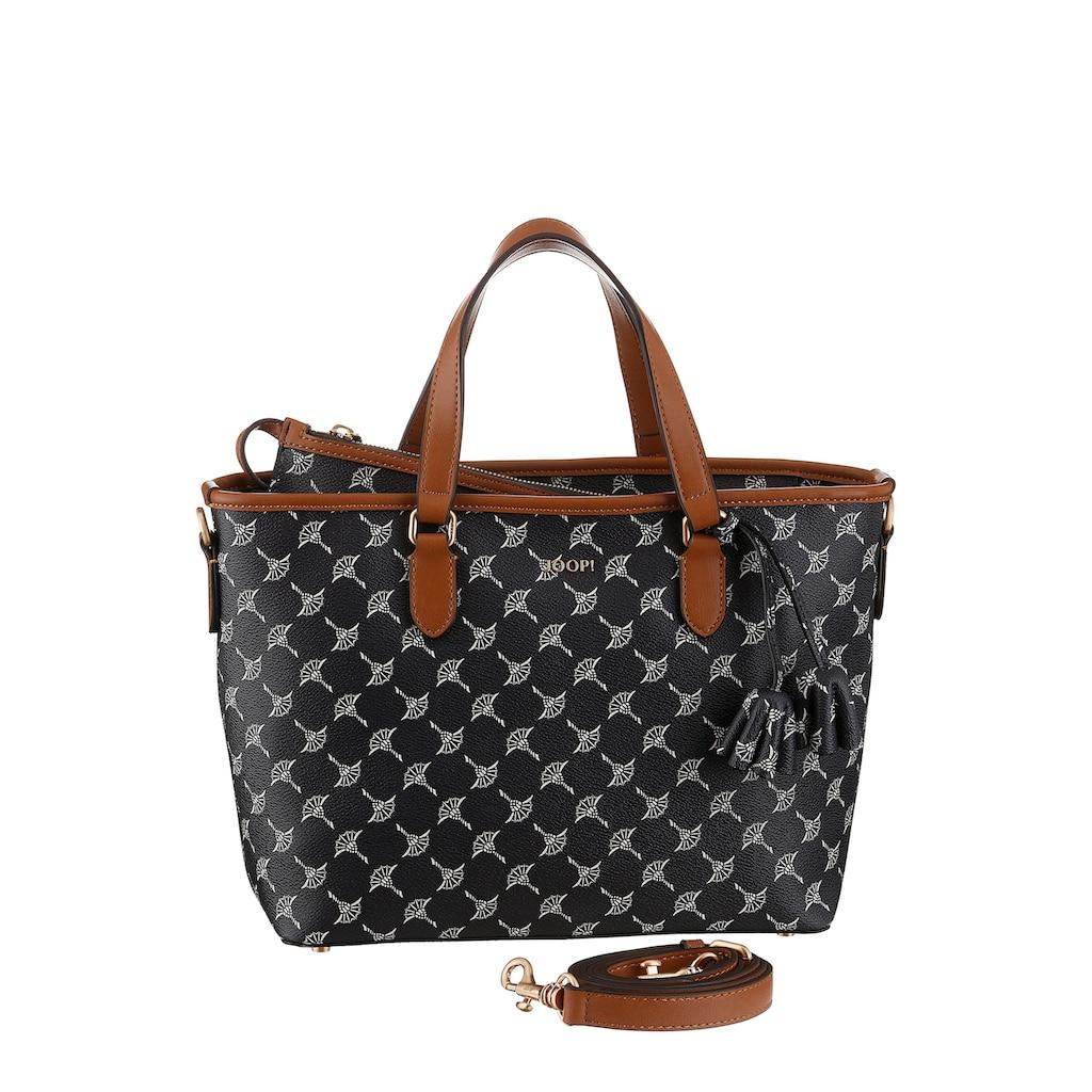 Joop! Henkeltasche »cortina ketty handbag shz«, mit herausnehmbarem Reißverschluss-Täschchen