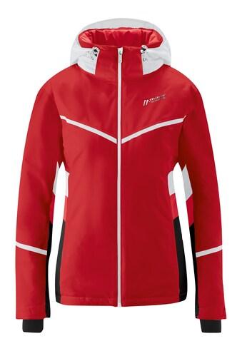 Maier Sports Skijacke »Kandry«, Warm wattierte Skijacke mit sportlicher Ausstattung kaufen
