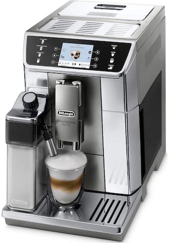 De'Longhi Kaffeevollautomat »PrimaDonna Elite ECAM 656.55.MS«, mit Appsteuerung und Sensor-Touch Direktwahltasten kaufen