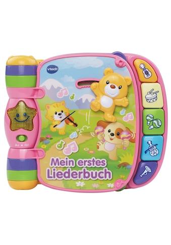 """Vtech® Buch """"VTech Baby  -  Mein erstes Liederbuch"""" kaufen"""