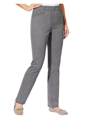 Casual Looks Jeans mit komfortablem Rundum - Dehnbund kaufen