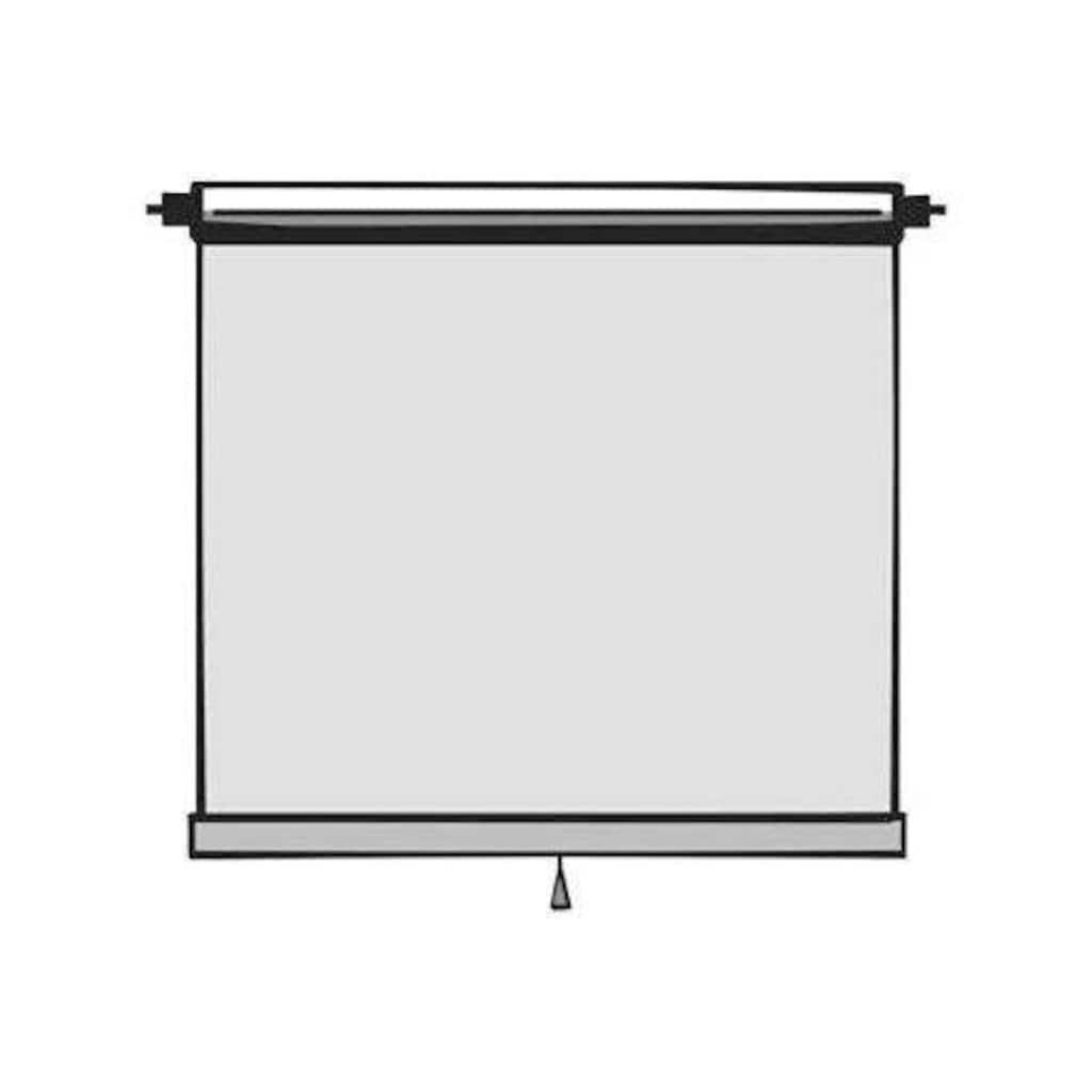 LICHTBLICK ORIGINAL Dachfensterrollo »Skylight«, verdunkelnd, in Führungsschienen, mit Mittelzug