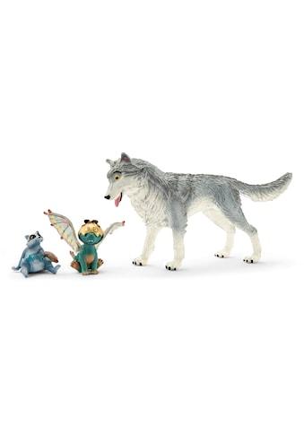 """Schleich® Spielfigur """"bayala MOVIE, Lykos, Nugur & Piuh (70710)"""" kaufen"""