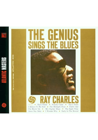 Musik-CD »The Genius Sings The Blues / Charles,Ray« kaufen