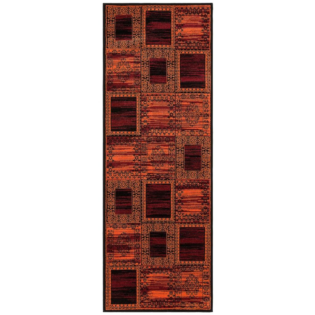 Home affaire Läufer »Esme«, quadratisch, 8 mm Höhe