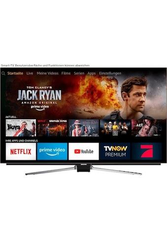 "Grundig LED-Fernseher »55 GOB 9099 OLED - Fire TV Edition HF SYL000«, 139 cm/55 "", 4K... kaufen"