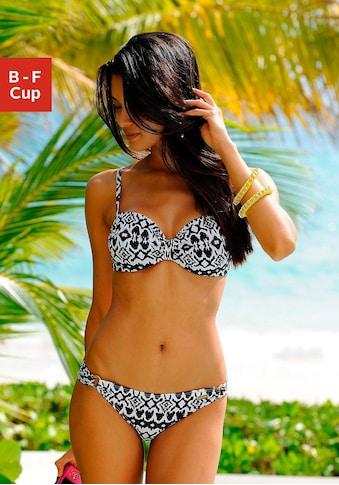 LASCANA Bügel-Bikini-Top »Grace«, im modischen Design kaufen