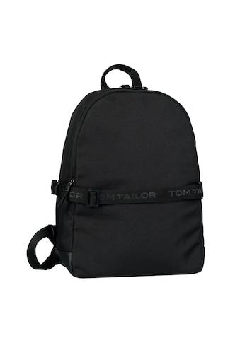 TOM TAILOR Cityrucksack »Matteo«, mit gepolstertem Laptopfach kaufen