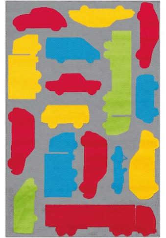 Arte Espina Kinderteppich »Lol Kids 4433«, rechteckig, 11 mm Höhe kaufen