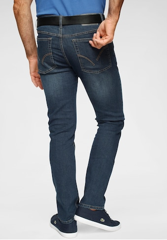 Arizona Straight-Jeans, mit recyceltem Polyester-Anteil kaufen