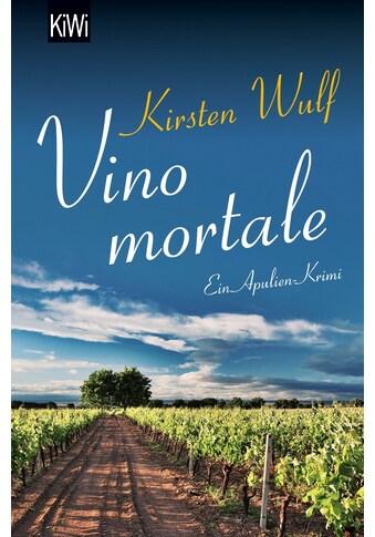 Buch »Vino mortale / Kirsten Wulf« kaufen