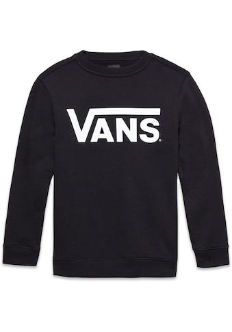 Vans Sweatshirt »VANS CLASSIC CREW BOYS« kaufen
