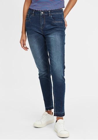 OXMO 5-Pocket-Jeans »Irabelle«, 5-Pocket-Denimhose kaufen