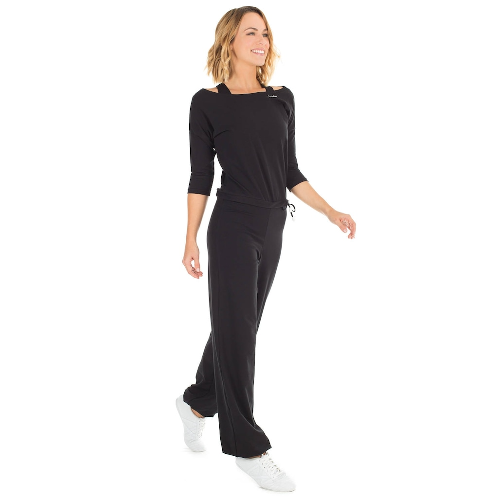 Winshape Jumpsuit »WJS2«, ¾-Arm
