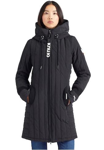 khujo Parka »JERRY PRIME 4«, sportlicher Damen Winterparka mit großer Kapuze kaufen