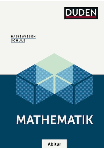 Buch »Basiswissen Schule - Mathematik Abitur / Hubert Bossek, Karlheinz Weber, Hubert... kaufen