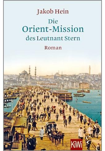 Buch »Die Orient-Mission des Leutnant Stern / Jakob Hein« kaufen