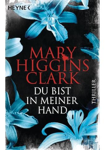 Buch »Du bist in meiner Hand / Mary Higgins Clark, Karl-Heinz Ebnet« kaufen