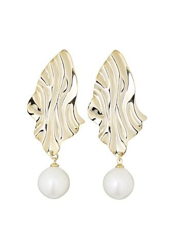 Ohrhänger mit Perlenanhänger kaufen