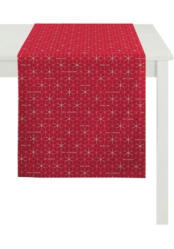 Tischläufer, »3008 Christmas Elegance«, APELT (1 - tlg.) kaufen
