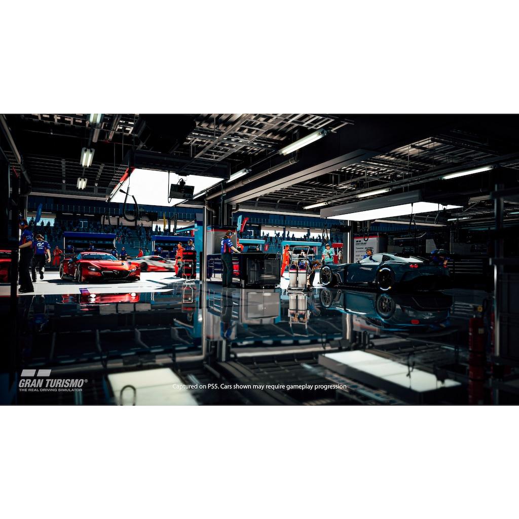 PlayStation 5 Spiel »Gran Turismo 7«, PlayStation 5