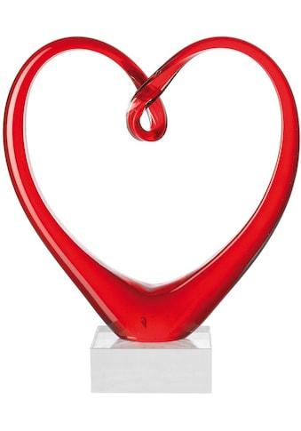 LEONARDO Dekoobjekt »Heart«, 24 cm kaufen