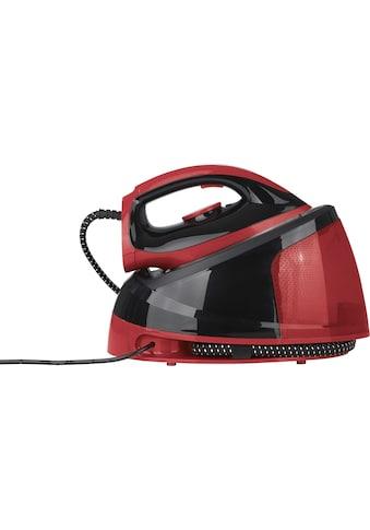 MAXXMEE Dampfbügelstation »2400W rot/schwarz« kaufen