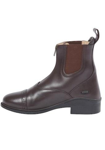 Dublin Reitstiefel »Evolution Unisex Leder Paddock Stiefel, vorderer Reißverschluss« kaufen