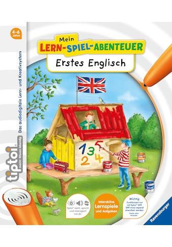 Buch »tiptoi® Erstes Englisch / Susanne Kopp, Katharina Reichert-Scarborough« kaufen