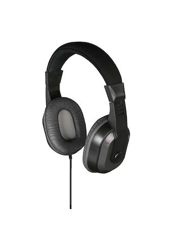 Thomson HED2006BK/AN Kopfhörer, Over-Ear, einseitige Kabelführung kaufen