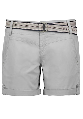 Fresh Made Shorts, mit Gürtel kaufen