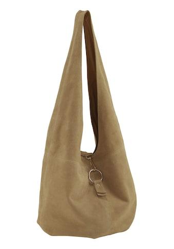 Tasche mit Metallschließe kaufen