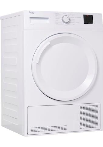 BEKO Kondenstrockner DCU 8230 N, 8 kg kaufen