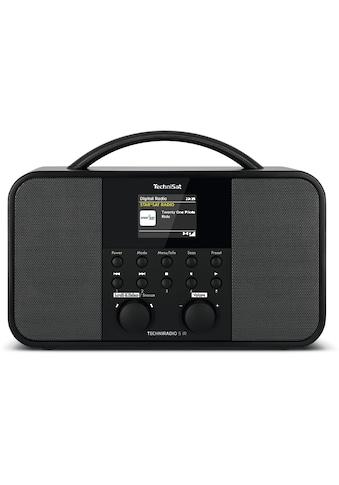 TechniSat Digitalradio (DAB+) »TECHNIRADIO 5 IR«, (WLAN Digitalradio (DAB+)-Internetradio 10 W) kaufen