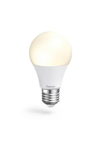 Hama Smarte Lampe »10W, dimmbar, kein Hub nötig«, WLAN LED Lampe, gesteuert via... kaufen
