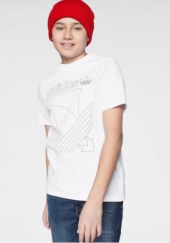 adidas Originals T - Shirt »BADGE TEE« kaufen