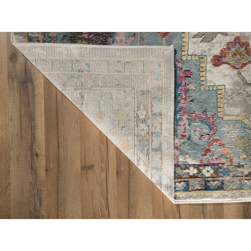 CosmoLiving by Cosmopolitan Teppich »Celine Distressed«, rechteckig, 6 mm Höhe, Vintage, Wohnzimmer