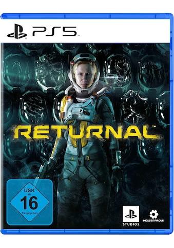 PlayStation 5 Spiel »Returnal«, PlayStation 5 kaufen