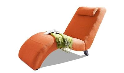 Max Winzer® Relaxliege »Nova«, inklusive Nackenkissen kaufen