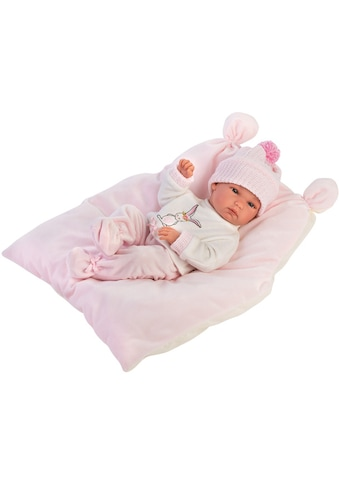 "Babypuppe ""Llorens, Bimba rosa, 35 cm"" kaufen"