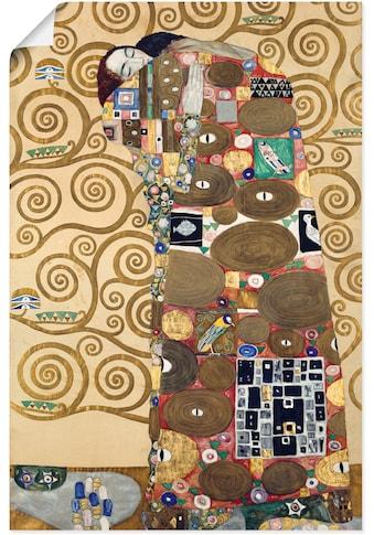 Artland Wandbild »Erfüllung Werkvorlage zum Stocletfries.« kaufen