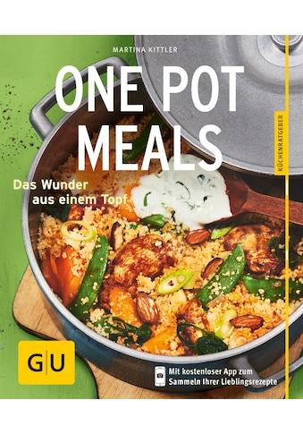 Buch »One Pot Meals / Martina Kittler« kaufen