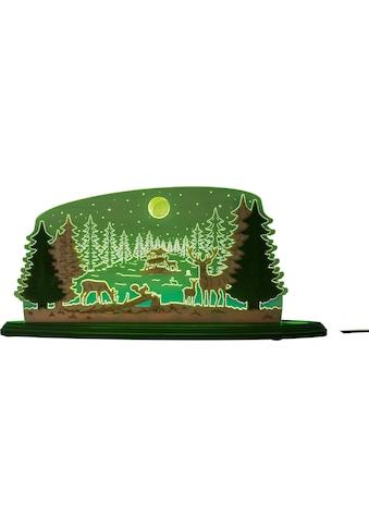 Weigla Lichterbogen »Waldidylle«, in 3D Optik kaufen